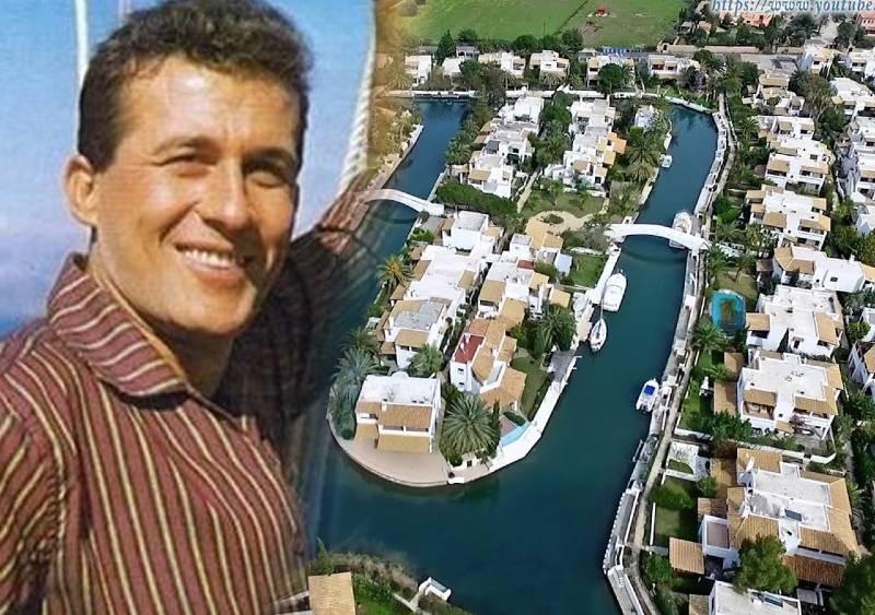 Δημήτρης Παπαμιχαήλ Πόρτο Ύδρα σπίτι πουλήθηκε