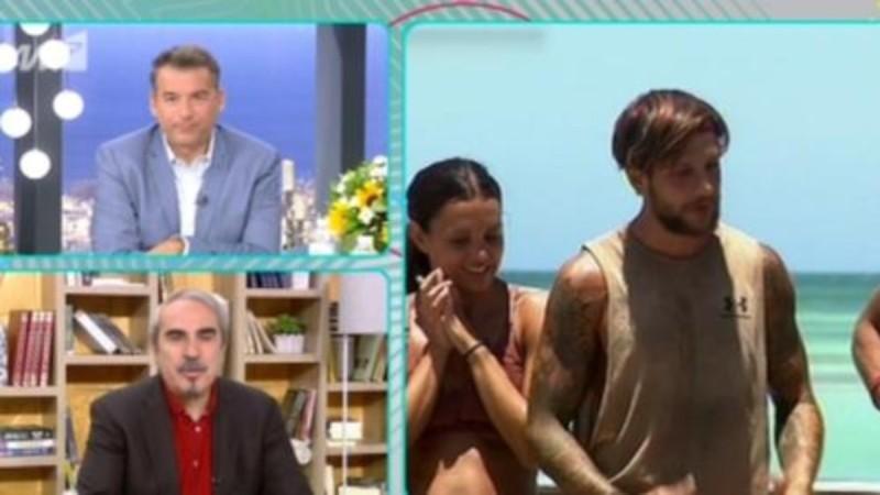 Survivor 4 - Αντιδράσεις στο Πρωινό με τους γυμνούς Μπόγδανο και Ασημακόπουλο