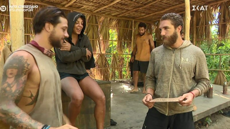 Survivor 4: Ο Γιώργος Λιανός κάλεσε τις δύο ομάδες σε έκτακτο συμβούλιο