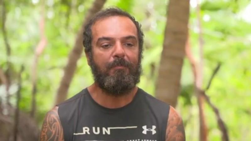Survivor 4: Μετά τον Νίκο Μπάρτζη αποχωρεί και ο Τριαντάφυλλος