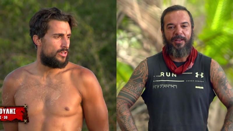 Survivor 4 - παρασκήνιο: Τσακώθηκαν Σάκης και Ντάφυ μετά το χθεσινό επεισόδιο