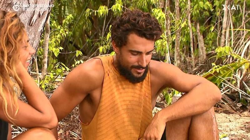 Survivor 4 - Μαριαλένα σε Σάκη: «Το ξέρεις ότι μόλις μπήκες, εγώ σε έβριζα;»