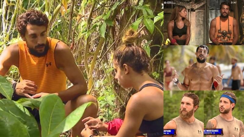 Survivor 4 highlights 14/6: Απόφαση