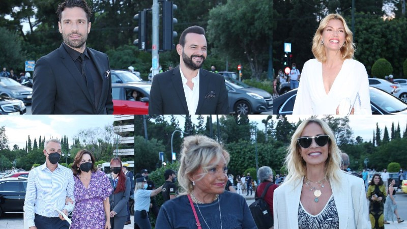Dior Celebrates Greece: Οι λαμπερές εμφανίσεις των celebrities