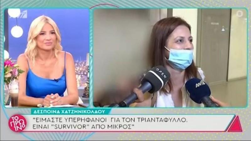 Survivor 4 - Αδερφή Τριαντάφυλλου: «Θύμωσα περισσότερο που τον είπαν τεμπέλη»