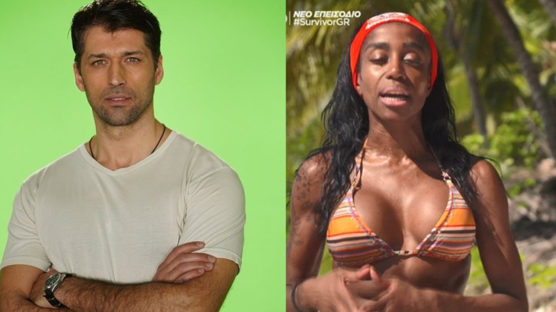 Αλέξης Παππάς: «Εγώ έκανα κάτι με την Ελέτσι στο Survivor;»