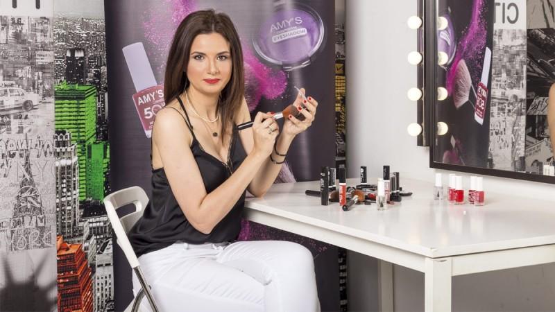 Beauty Giveway: Κέρδισε ολοκληρωμένα σετ μακιγιάζ από την Amy's Cosmetics για ένα σούπερ καλοκαιρινό μακιγιάζ!