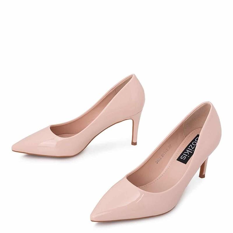 ροζ γόβες