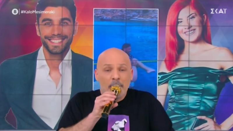 Νίκος Μουτσινάς: «Να δώσουμε στον Βασιλάκο το τηλέφωνο του Λιβάνη να βγουν για ποτό»