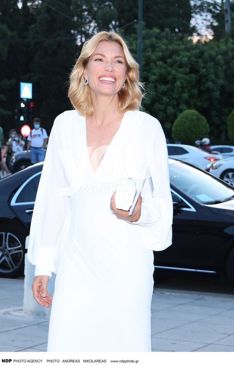 Dior Celebrates Greece Βίκυ Καγιά