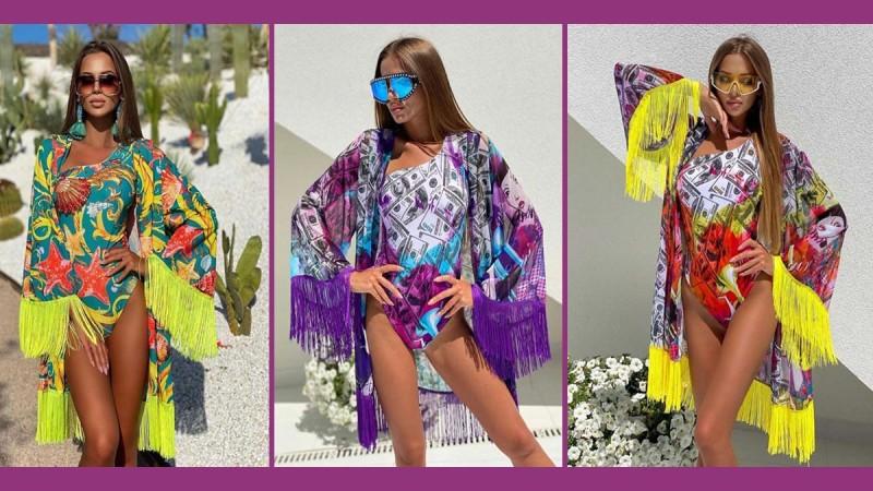 Stylish on the beach με την Dk Fashion!