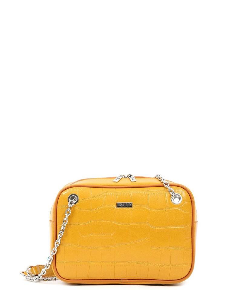 κίτρινη τσάντα