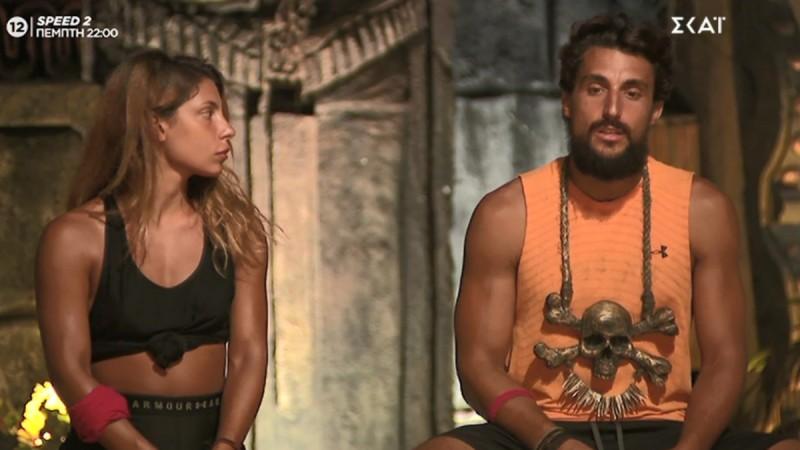 Survivor 4 - Σάκης: «Οι Amigos άφησαν πολύ γρήγορα πίσω την αποχώρηση της Καρολίνας»