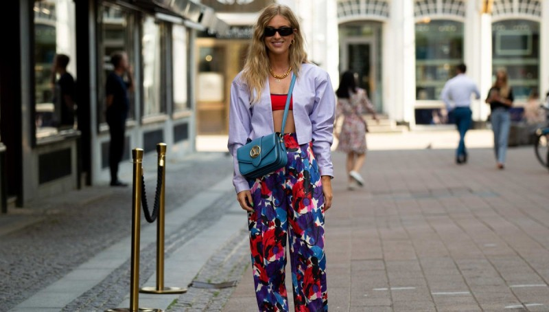 Party pants street style