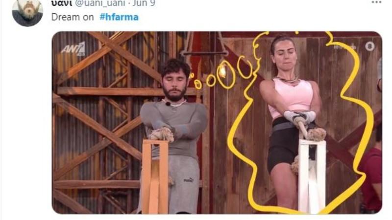 Φάρμα: Ο Γκρέκας βγήκε νικητής και το twitter πανηγύρισε