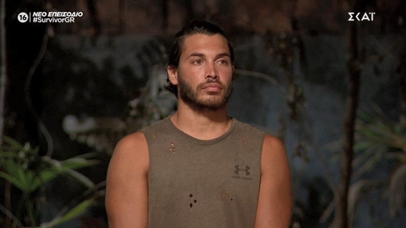 Survivor 4: Ο Γιώργος Ασημακόπουλος ο δεύτερος υποψήφιος προς αποχώρηση