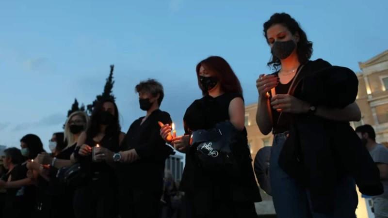 Γλυκά Νερά: Συγκέντρωση στο Σύνταγμα για τη δολοφονία της Κάρολαϊν