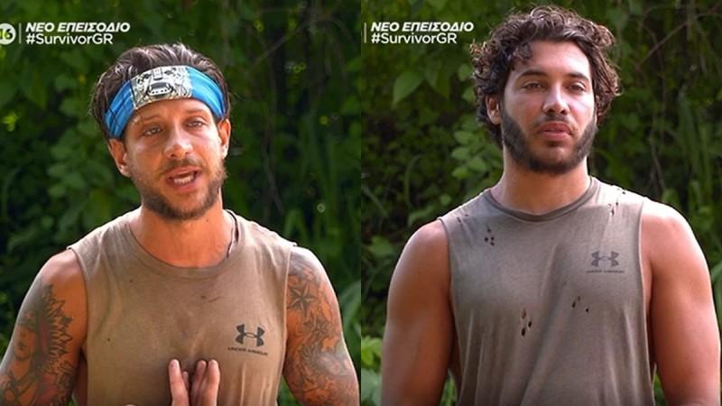 Survivor 4: Ασημακόπουλος και Ηλίας κατά Σάκη - «Θέλει να βγάλει όλες τις γυναίκες»