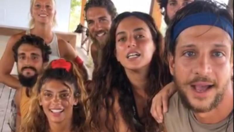 Survivor 4: Ο Σάκης έστειλε μήνυμα στη μητέρα της Μαριαλένας από το instagram του Λιανού