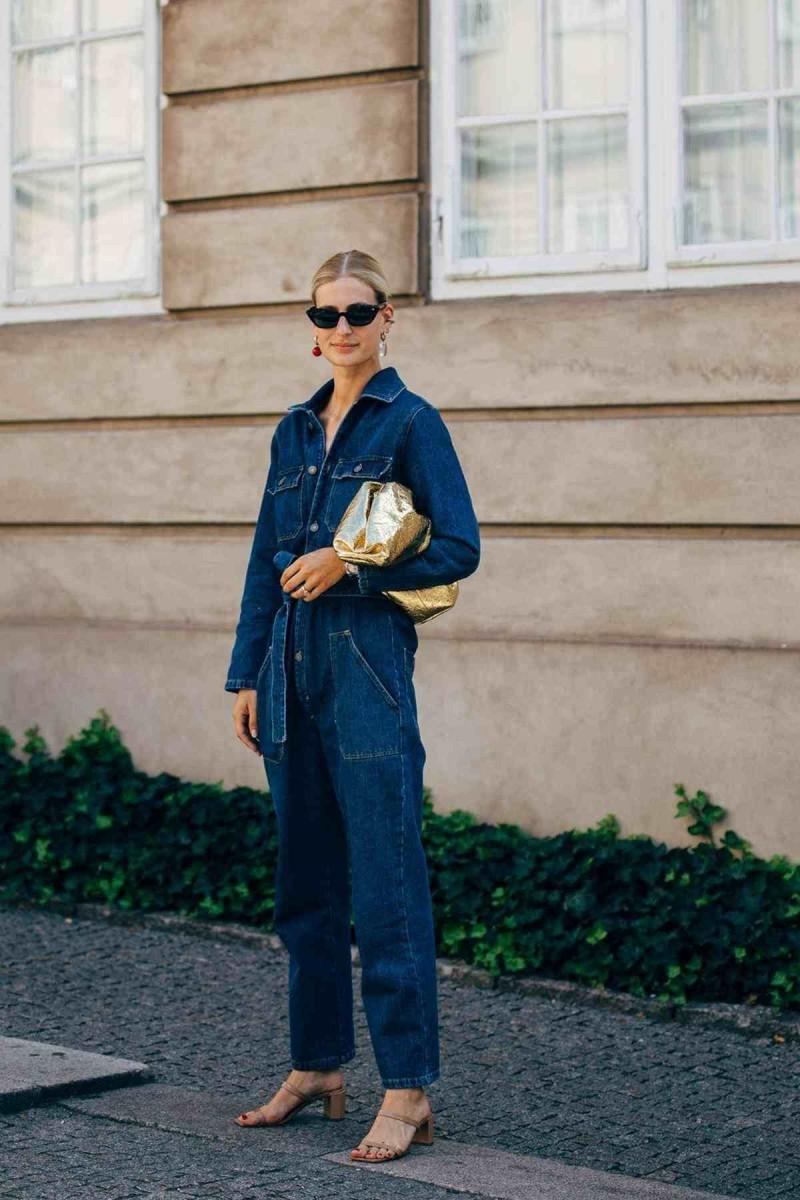 τζιν φόρμα street style