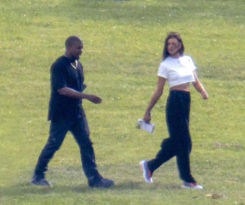 Kanye West - Irina Shayak Είναι ζευγάρι!