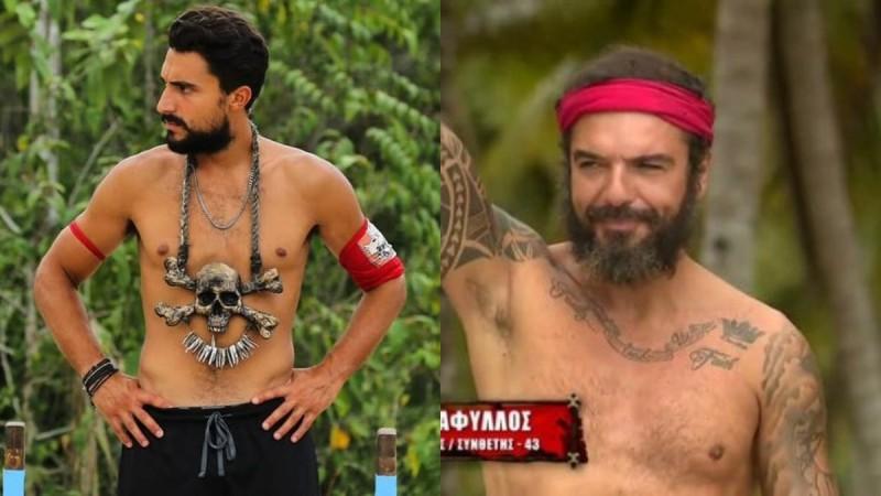 Survivor 4 - αποκάλυψη: Ο Τριαντάφυλλος γνώριζε τον Σάκη πριν το παιχνίδι