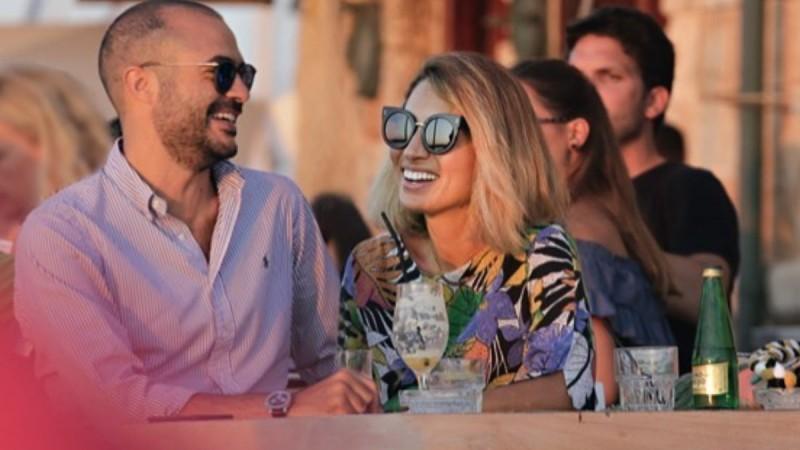 Στέλιος Μανουσάκης: Το διασκεδαστικό βίντεο που ανέβασε με την Μαρία Ηλιάκη και την κόρη τους
