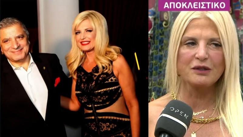 Μαρίνα Πατούλη: Νέες δηλώσεις μετά το χωρισμό - «Προσωπικά είμαι σε...»