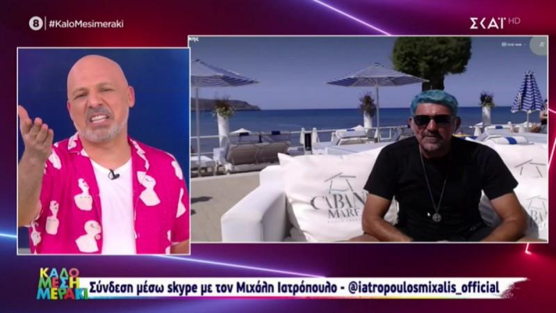 Μιχάλης Ιατρόπουλος: Αποκαλύπτει όλη την αλήθεια για την σχέση Κυριακής - Ντούπη