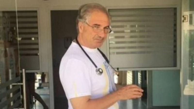 Πέθανε από κορωνοϊό ο 66χρονος γιατρός Μιχάλης Μάρκου