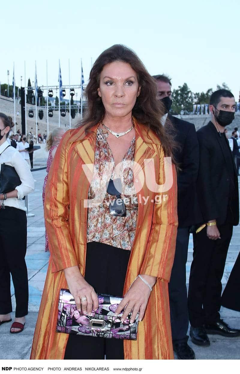 Dior Celebrates Greece Βάνα Μπάρμπα