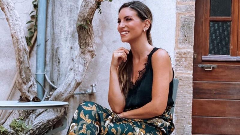 Αθηνά Οικονομάκου: Η πρώτη της ανάρτηση μετά τον ερχομό της κόρης της