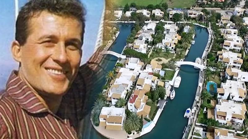 Δημήτρης Παπαμιχαήλ: Σπάνιες φωτογραφίες μέσα από το σπίτι του στο Πόρτο Ύδρα που πουλήθηκε 140.000 ευρώ