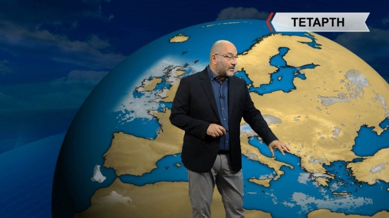 Καιρός σήμερα 11/6: Ο Σάκης Αρναούτογλου προειδοποιεί - Έρχονται νέες ψυχρές μάζες