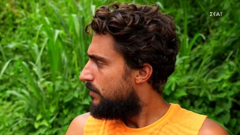 Survivor 4 - Σάκης: «Ο Ασημακόπουλος δεν πρόκειται να αλλάξει μέχρι το τέλος του παιχνιδιού»
