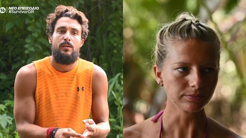 Survivor 4: Ο Σάκης «άδειασε» την Ελένη - «Τι είμαι, η μαριονέτα σου;»