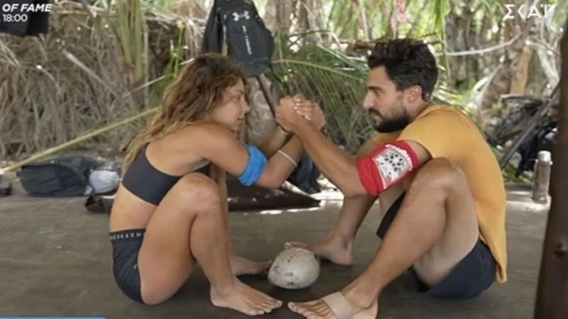Survivor 4: Απίστευτη καταγγελία για Μαριαλένα - Σάκη -