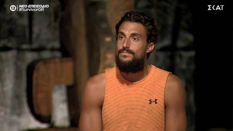 Survivor 4: Ο Σάκης ο πρώτος υποψήφιος προς αποχώρηση