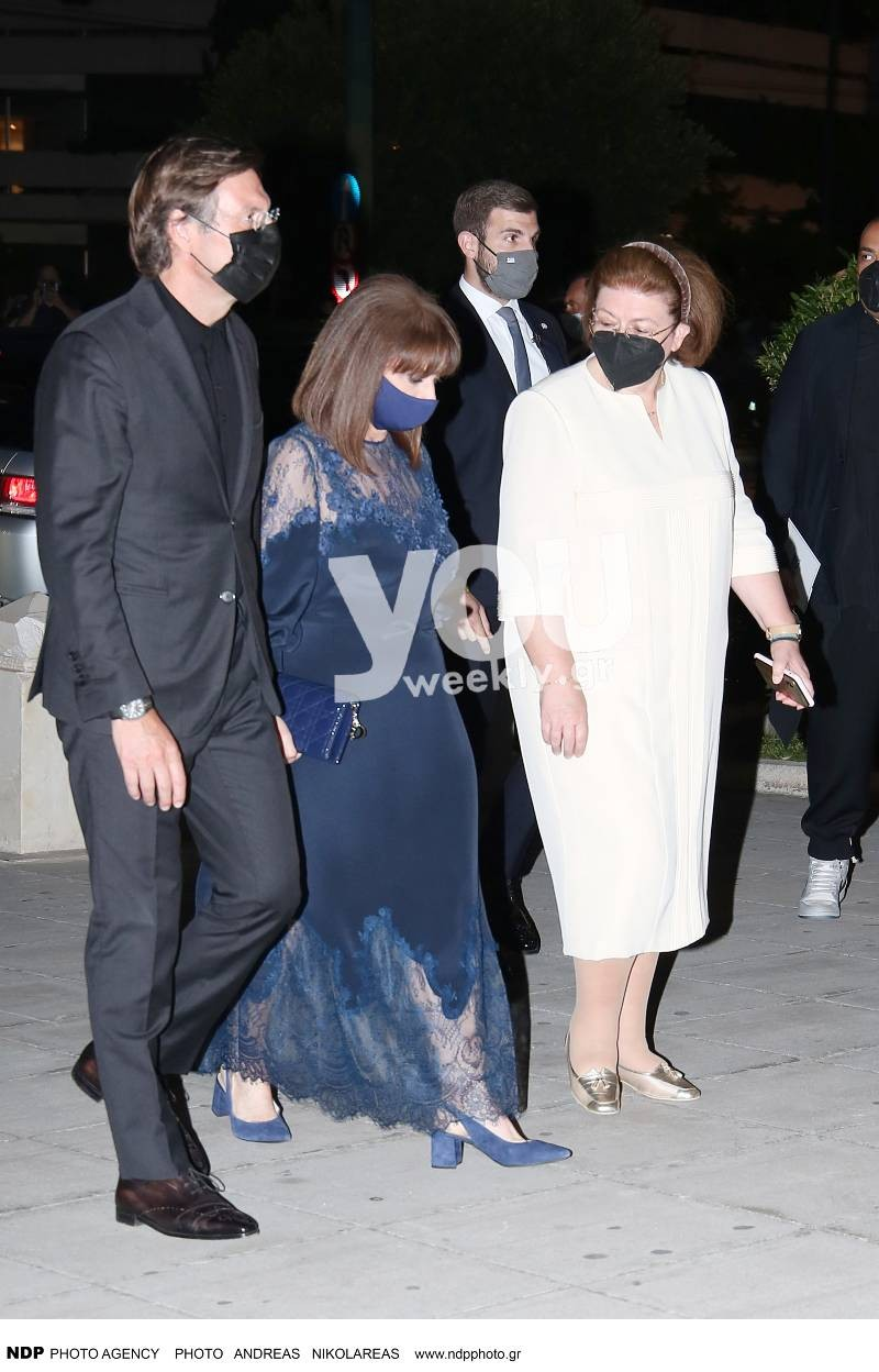 Dior Celebrates Greece Κατερίνα Σακελλαροπούλου
