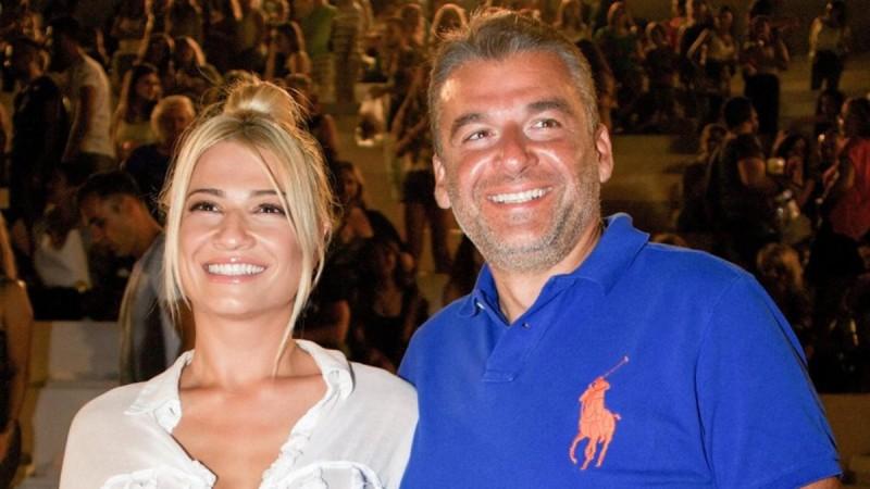 Φαίη Σκορδά: H εξομολόγηση για τον Γιώργο Λιάγκα - «Είμαι πολύ χαρούμενη...»