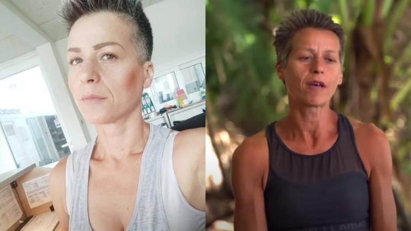 Σοφία Μαργαρίτη: Καθηλωμένη λόγω του ατυχήματος που είχε πριν από 3 μήνες στο Survivor