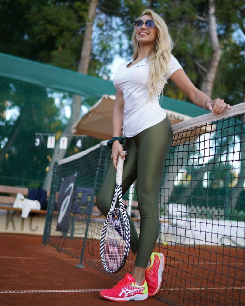Σπυροπούλου στο τένις