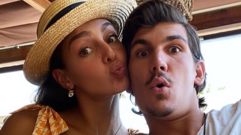 Survivor 4: Μαζί στην παραλία της Μυκόνου Παύλος Γαλακτερός και Νικολέτα Μαυρίδη