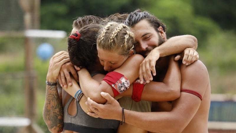 Survivor 4: Οι τρεις παίκτες που φτάνουν τελικό