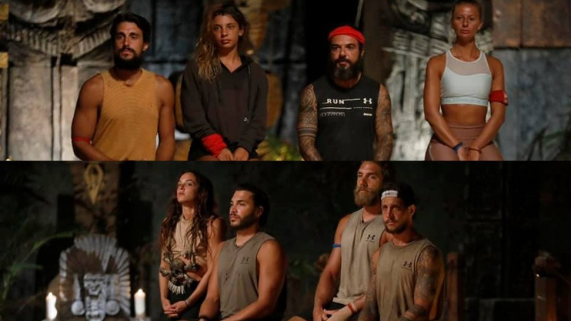 Survivor 4: To outsider του παιχνιδιού - Ο παίκτης που δεν πλησιάζει καν 5αδα