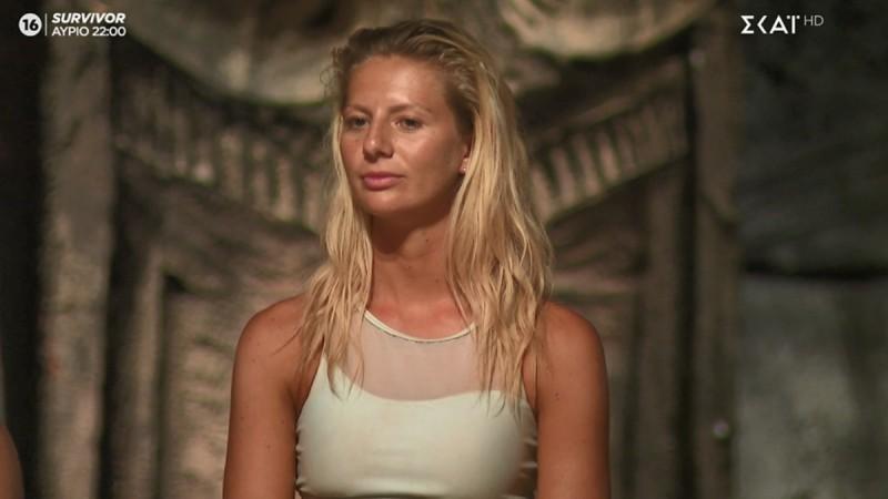 Survivor 4: Δεύτερη υποψήφια προς αποχώρηση η Ελένη Χαμπέρη