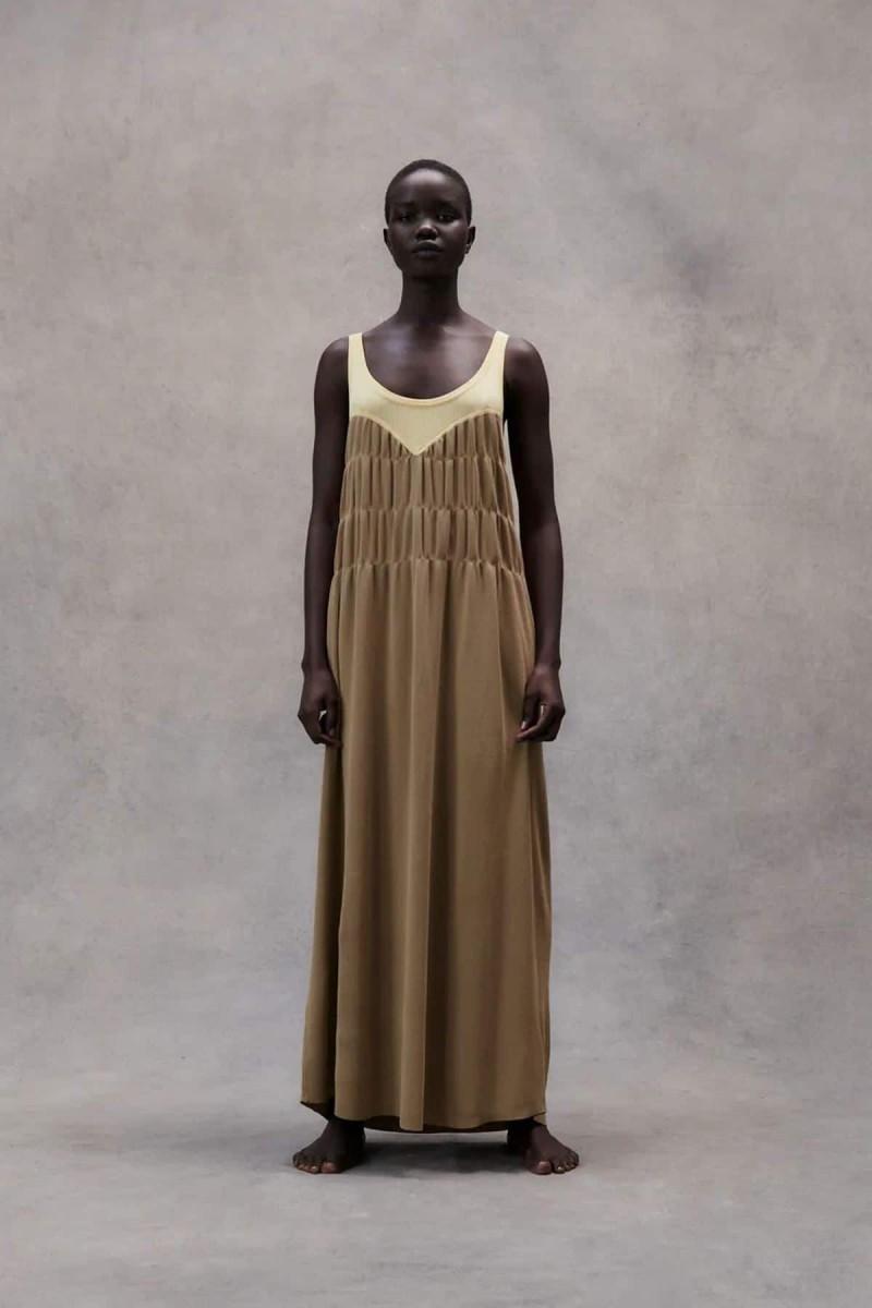 μάξι φόρεμα
