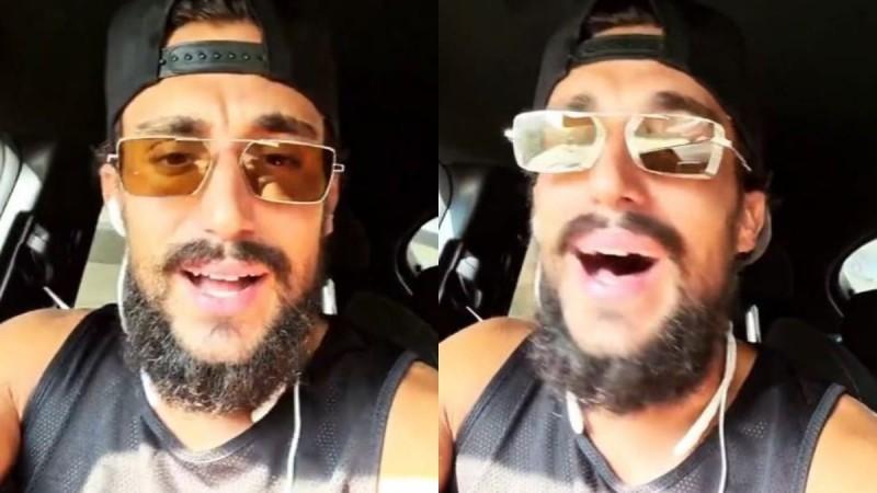 Σάκης Κατσούλης: Το πρώτο story στο instagram μετά τη νίκη του στο Survivor 4
