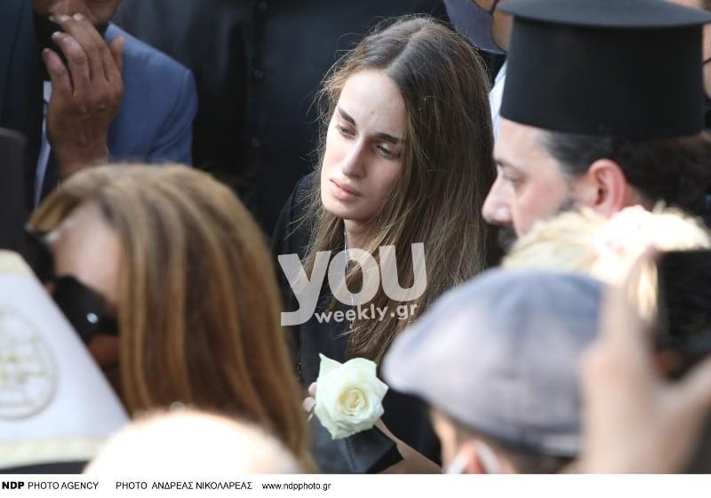 Τόλης Βοσκόπουλος κόρη