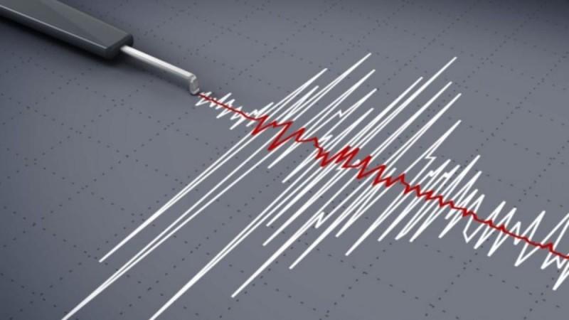 Σεισμός στον θαλάσσιο χώρο ανοιχτά των Οινουσσών
